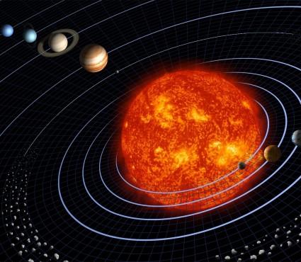 冥王星イメージ